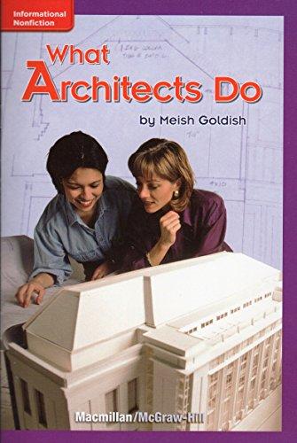 The Architects (Grade 1; GR I; Benchmark: Meish Goldish