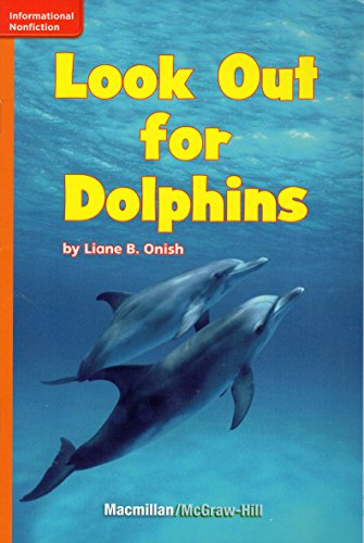 Look Out for Dolphins (Leveled Reading; Grade: Liane B. Onish