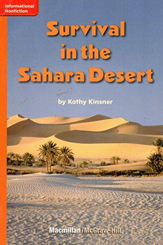 9780022003296: Survival in the Sahara Desert