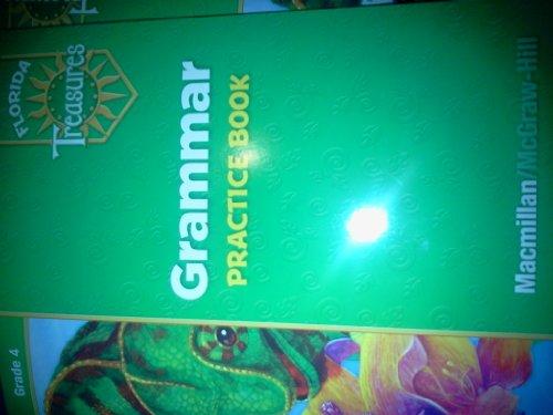 9780022007430: Grammar Practice Book Grade 4 (Florida Treasures)