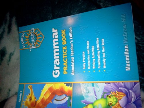 Florida Treasures Grammar (Practice Book Grade 2,