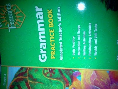 9780022007478: Florida Treasures (Grammar Practice Book, Annotated Teacher's Edition)