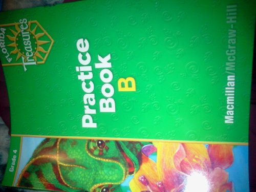 9780022007652: Practice Book B Grade 4 (Florida Treasures)