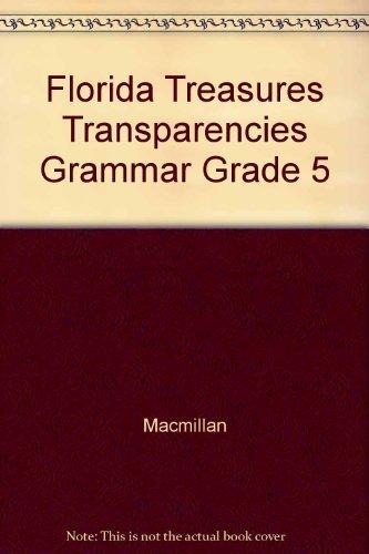 9780022008048: Florida Treasures Transparencies Grammar Grade 5