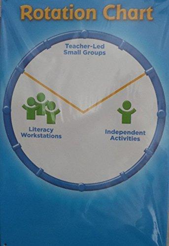 9780022008284: Treasures, A Reading/Language Arts Program, Grades K-6, Classroom Rotation Chart