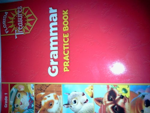 Grammar Practice Book Grade 1 (Florida Treasures)