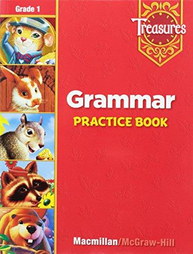 9780022009212: Treasures Grammar Practice Book, Grade 1
