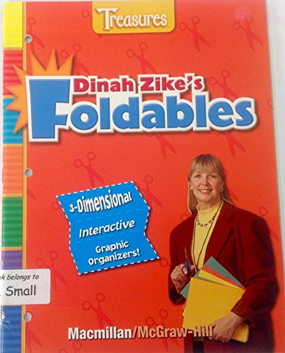 9780022009335: Treasures: Dinah Zike's Foldables