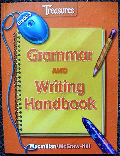 9780022010768: Treasures Grammar and Writing Handbook Grade 3