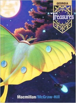 9780022015978: Treasures 5; Georgia Edition