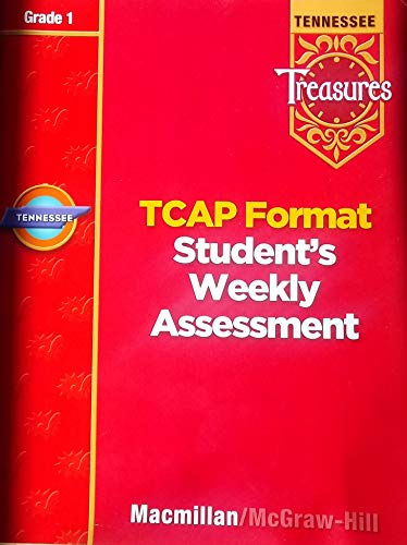 9780022016364: Tennessee Treasures TCAP Format Students Weekly Assessment