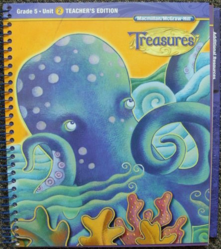 9780022016821: Treaures, grade 5 unit 2, teacher's edition