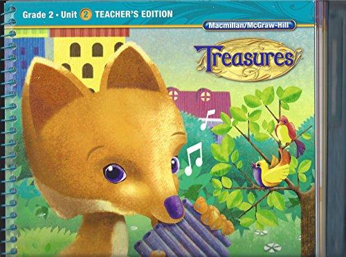 9780022017088: grade 2 unit 2 teachers edition treasures community heroes teachers edition.