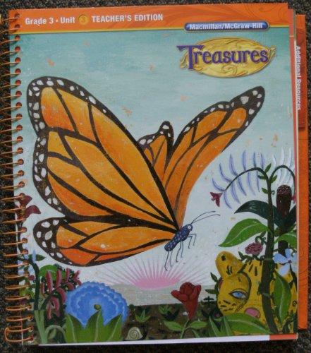 9780022017163: Treasures Grade 3 Unit 3 Express Yourself Macmillan McGraw Hill Reading