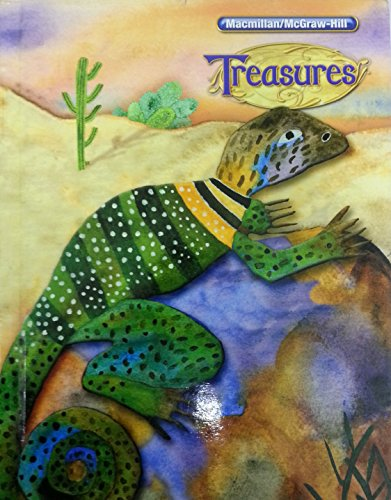 9780022017354: Treasures: A Reading/Language Arts Program, Grade 4
