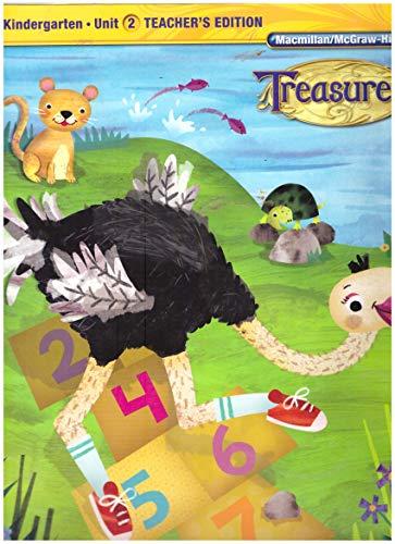 9780022017392: Kindergarten: Teacher's Edition (Treasures, Unit 2)