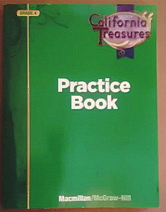 9780022018597: Practice Book, Grade 4