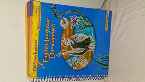 9780022019877: English Language Development (California Treasures)