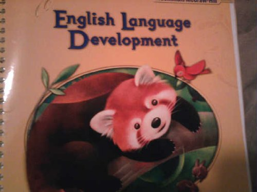 9780022019884: CALIFORNIA TREASURES-ENGLISH LANGUAGE DEVELOPMENT KINDERGARTEN TEACHER'S EDITION (ENGLISH LANGUAGE DEVELOPMENT, KINDERGARTEN)