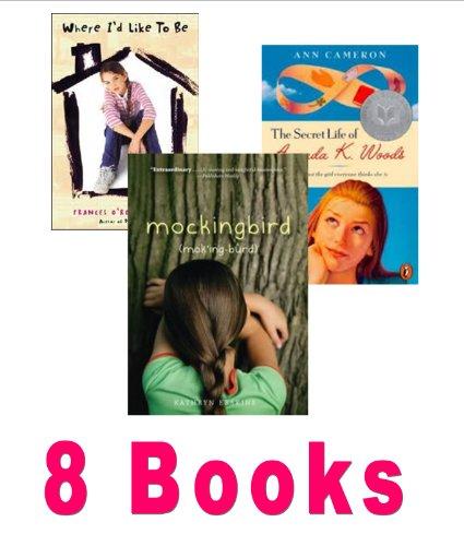 9780022024666: The Girls Pack: Girls Rule; Where I'd Like to Be; Mockingbird; the Secret Life of Amanda K Woods; Anastasia Krupnik; Ella Enchanted; Girls Rule; Eleven; Picture of Hollis Woods (8 Pack)
