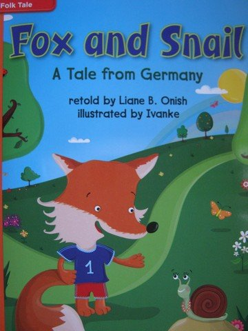 9780022025137: Fox and Snail: A Tale From Germany