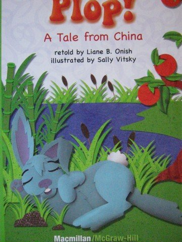 9780022025168: Plop!: a Tale From China