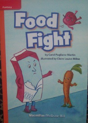 9780022025595: Food Fight (Grade 5 Reading)