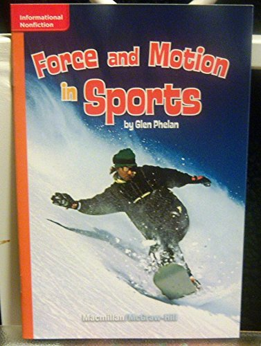 9780022025656: Force and Motion in Sports (Lexile 590)