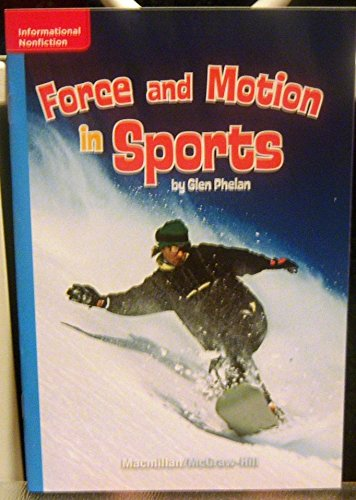 9780022025663: Force and Motion in Sports (Lexile 700)
