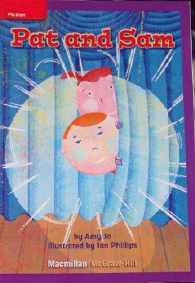 9780022027230: Pat and Sam [ELL] (Grade 1, Lexile 240, Fiction)