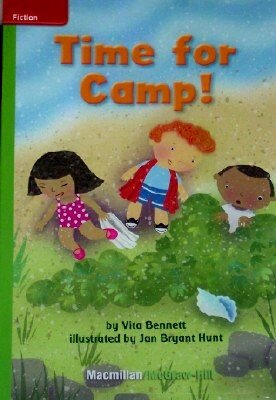 9780022027247: Time for Camp [Beyond Level] (Grade 1, Lexile 110, Fiction)