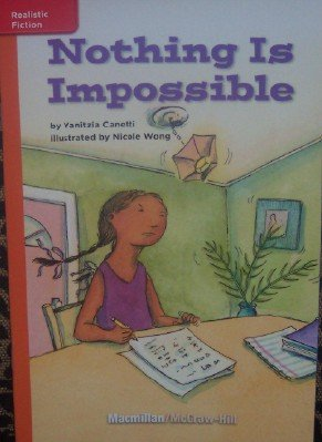 9780022027872: Nothing Is Impossible (Grade 5 Reading)