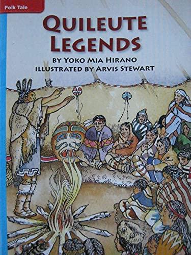 9780022028367: Quileute Legends (Lexile 620)