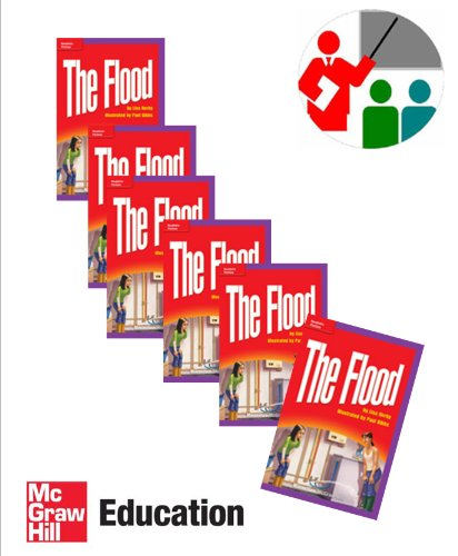 9780022029333: Guided Reading Level M Set (15) : The Flood By Mcgraw : Grade 3, Lexile Range 570, Benchmark 28 (Teaching Supplies : Guided Reading Sets)