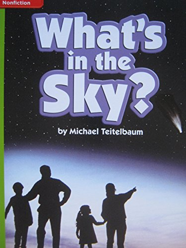 9780022031589: What's in the Sky? (Lexile 740)