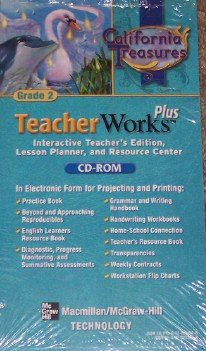9780022033675: Teacher Works Plus Grade 2 (California Treasures)