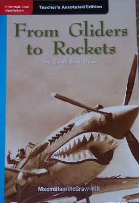 9780022034993: From Gliders to Rockets Teacher's Annotated Edition (Grade 4 Treasures)