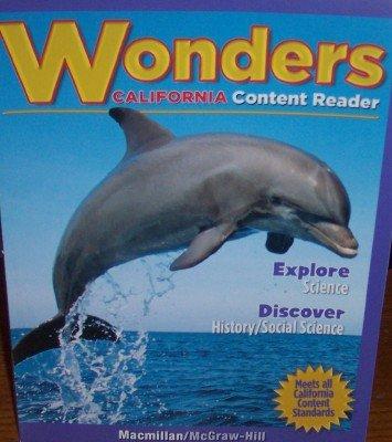 9780022043438: Wonders: California Content Reader Grade 5 (English Language Development, Time for Kids)