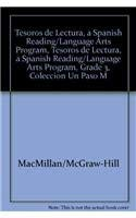 9780022044183: Tesoros de lectura, A Spanish Reading/Language Arts Program, Grade 3, Coleccion Un paso mas: Nivel avanzado Beyond level Leveled Readers (1 of 30)