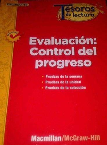 9780022044541: Tesoros de lectura, A Spanish Reading/Language Arts Program, Grade K, Monitoring Program Assessment