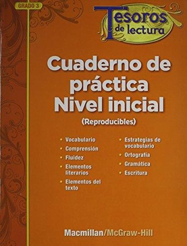 9780022045104: Tesoros de lectura, A Spanish Reading/Language Arts Program, Grade 3, Approaching Reproducibles (ELEMENTARY READING TREASURES)