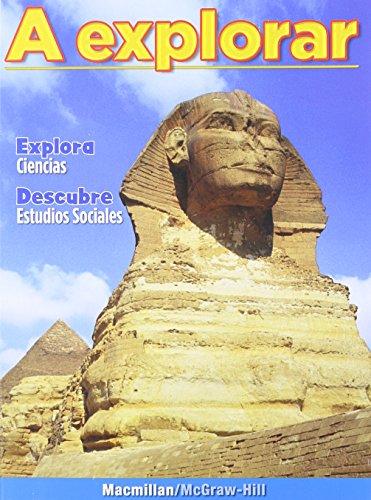 9780022045371: Tesoros de lectura, A Spanish Reading/Language Arts Program, Grade 6, A explorar Content Readers