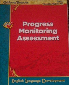 9780022045487: Progress Monitoring Assessment (Grade 2 California Treasures)