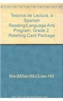 9780022046002: Tesoros de lectura, A Spanish Reading/Language Arts Program, Grade 2, Retelling Card Package (ELEMENTARY READING TREASURES)