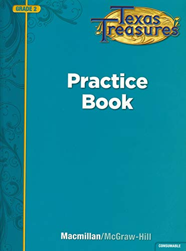 9780022062033: Texas Treasures Practice Book, Grade 2