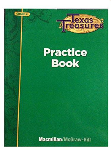 9780022062057: Texas Treasures Practice Book (Grade 4)