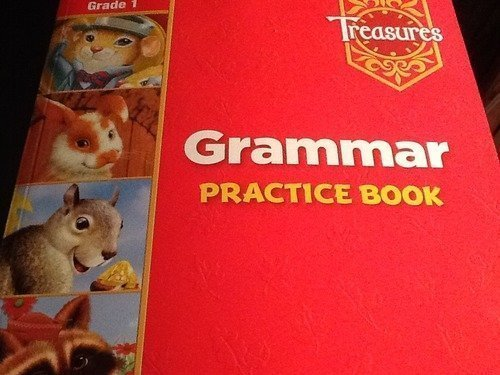 9780022062941: Treasures Practice Book, Grade 1