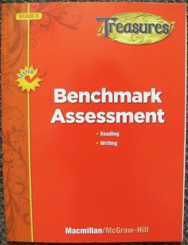 9780022063023: Benchmark Assessment [Reading Writing] (Grade 3) (Treasures)