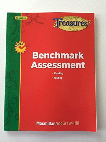 9780022063030: Treasures Benchmark Assessment Grade 4 2011