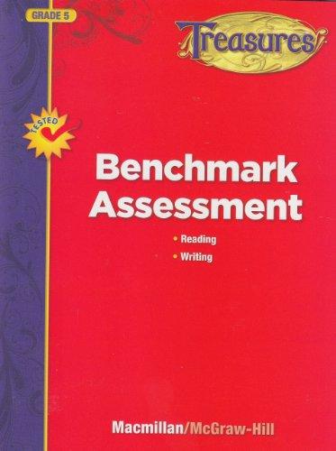 9780022063047: Treasures, Grade 5, Benchmark Assessment: Reading, Writing